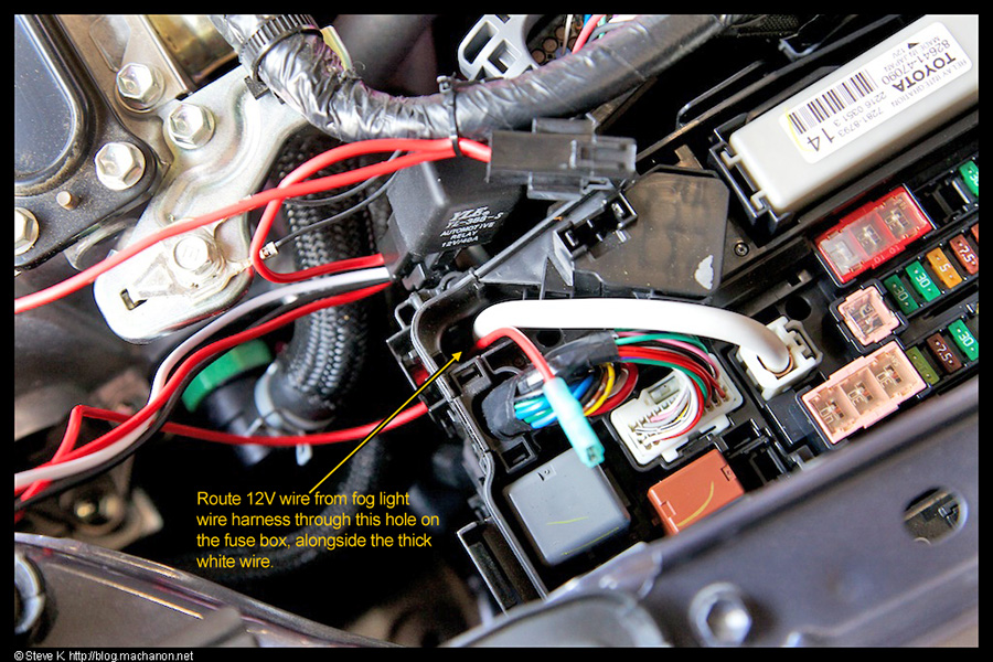 IMG_7202 diy how to add fog lights to a 2012 prius, plug in prius route in line fuse box at virtualis.co