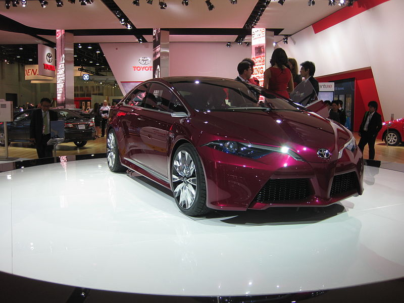 Toyota NS4 Concept, photo by Autoviva