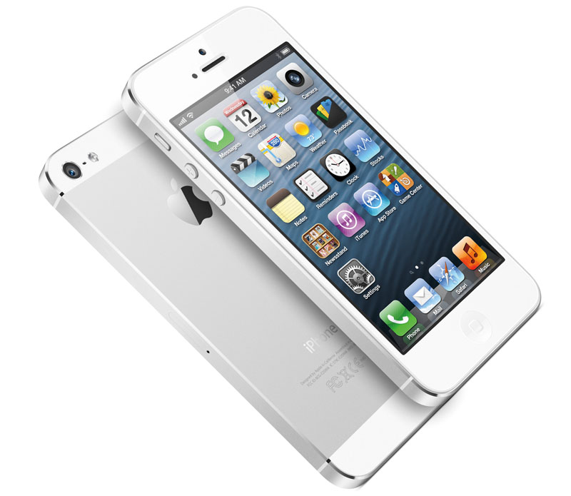 iPhone 5 now available on Straight Talk (contract-free