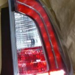zvw30 Prius G's tail lamp, right, with rear foglight, 81551-47240