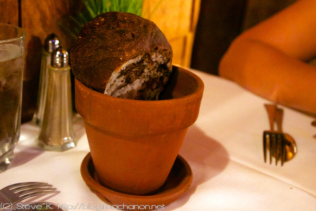 Bread in a Pot