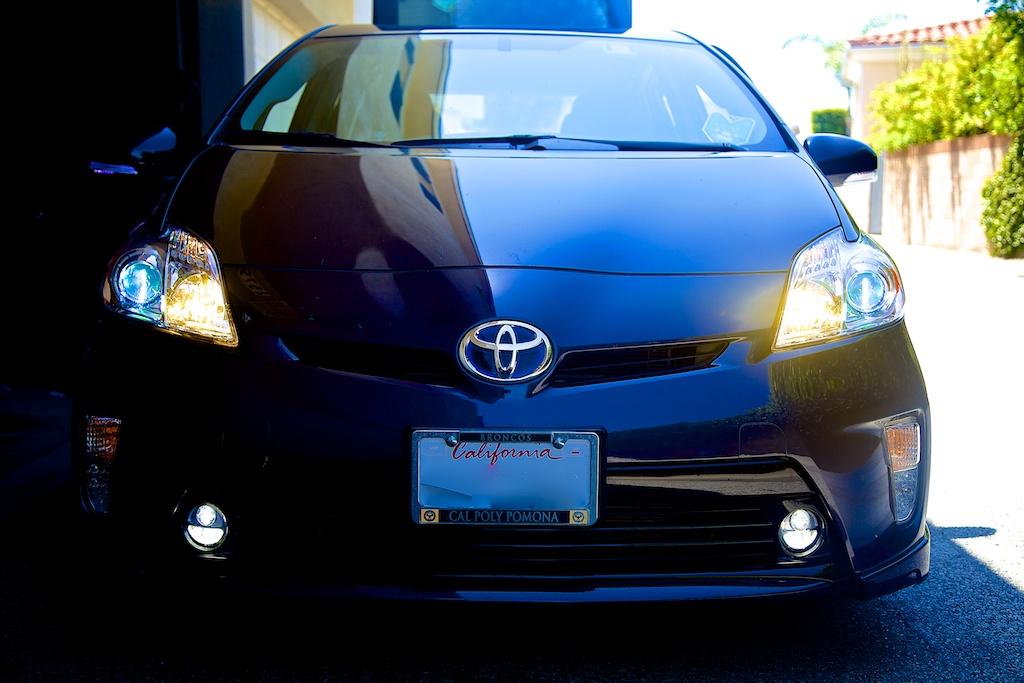Awe Inspiring Diy How To Add Daytime Running Lights Drl To A 2010 2011 Prius Wiring Cloud Hisonuggs Outletorg
