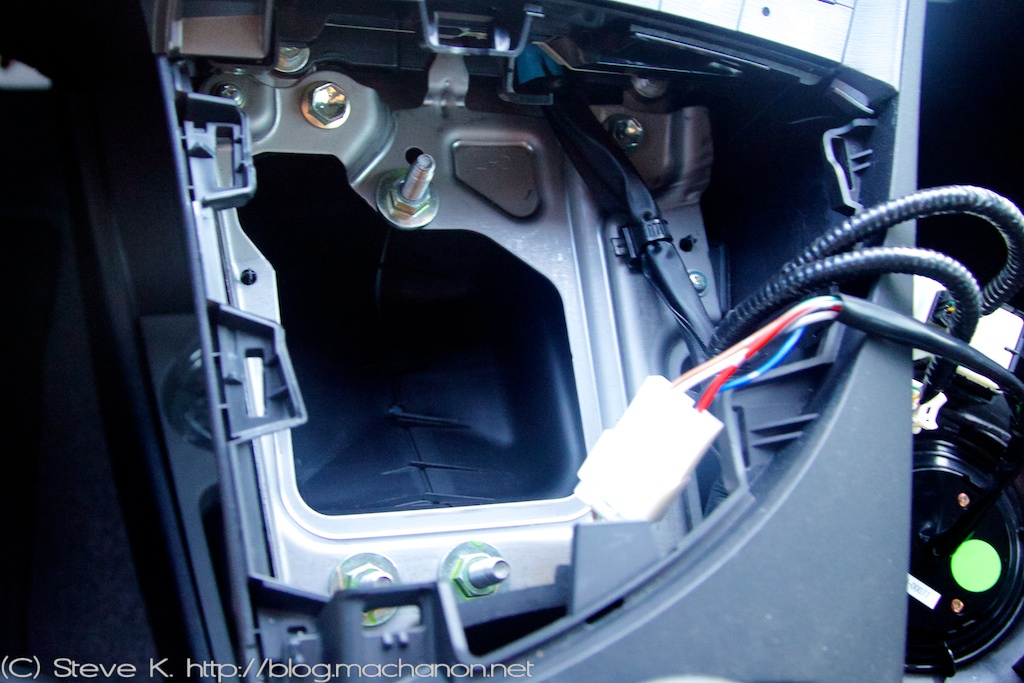 OGS Intelligence Position Switch Prius ZVW30: Clean up