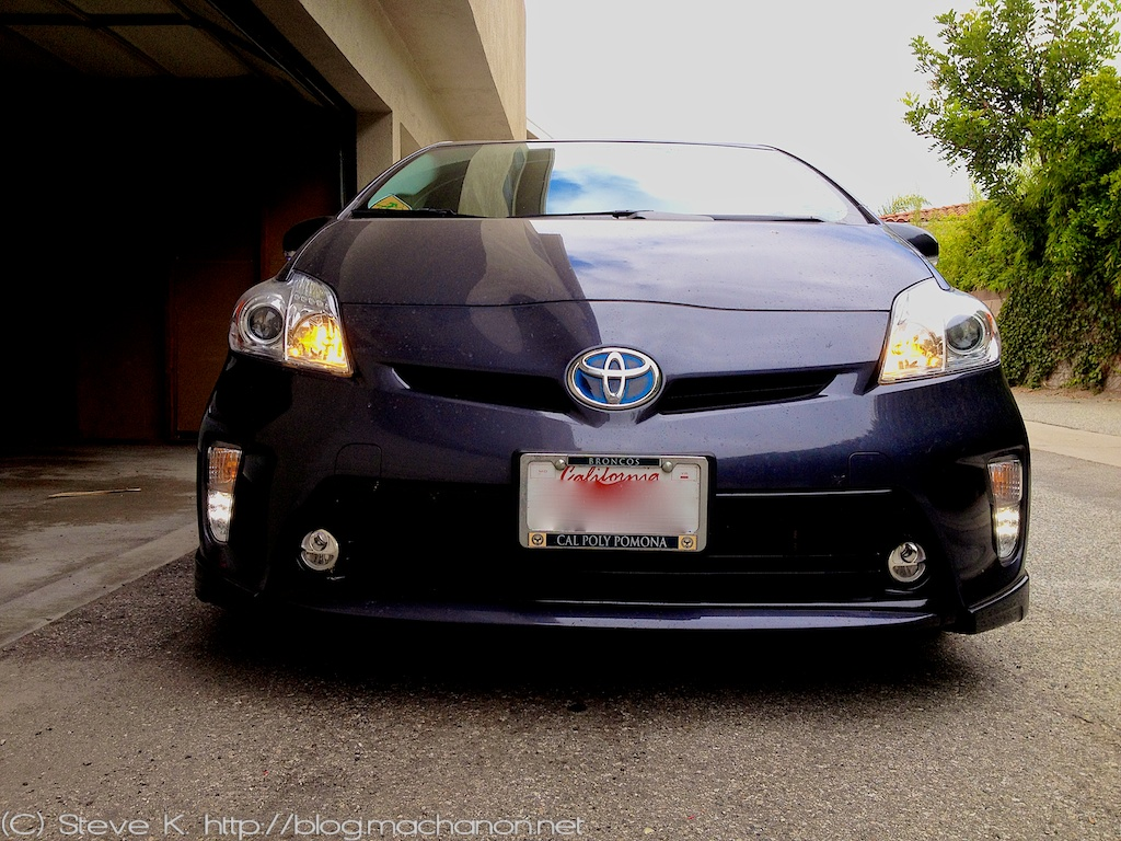 60% reduced high beam DRL and OEM LED DRL