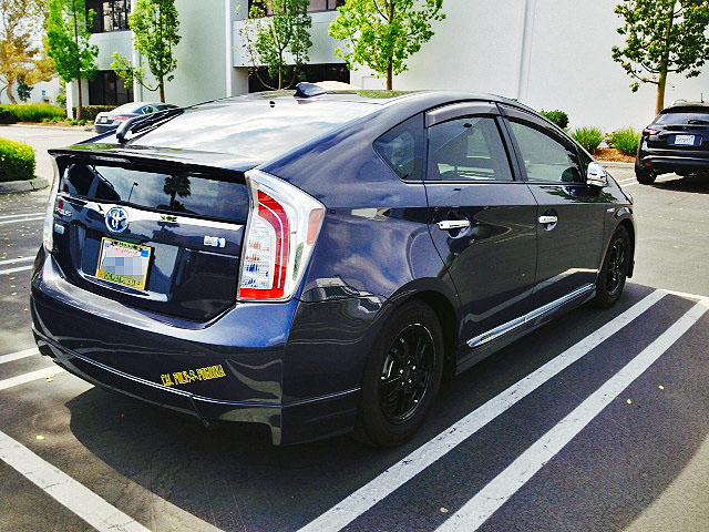 Elegant Style - rear
