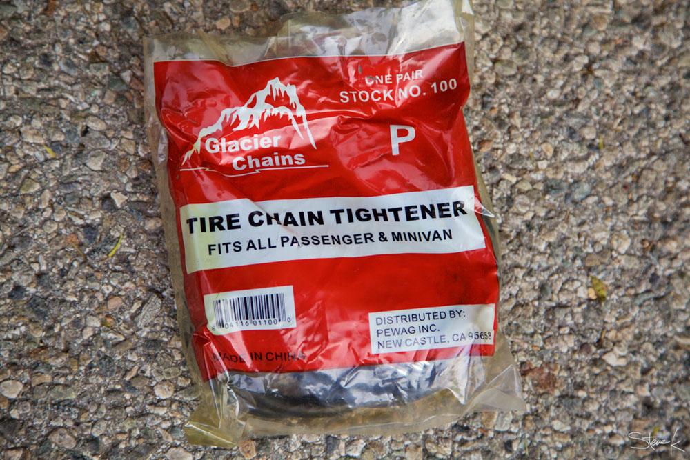 Glacier Chains Tire Chain Tightener