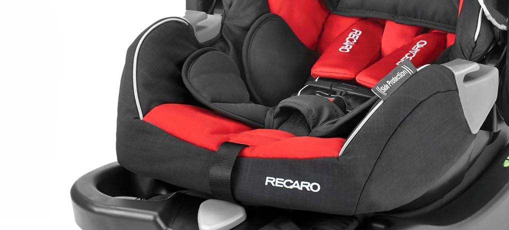 Recaro Performance Coupe Infant Car Seat In A 2012 Prius Prius C Balancing Act