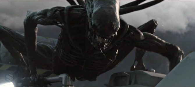 Thoughts on ALIEN: Covenant (mini review)