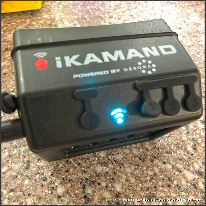 Updating the Kamado Joe iKAMAND firmware