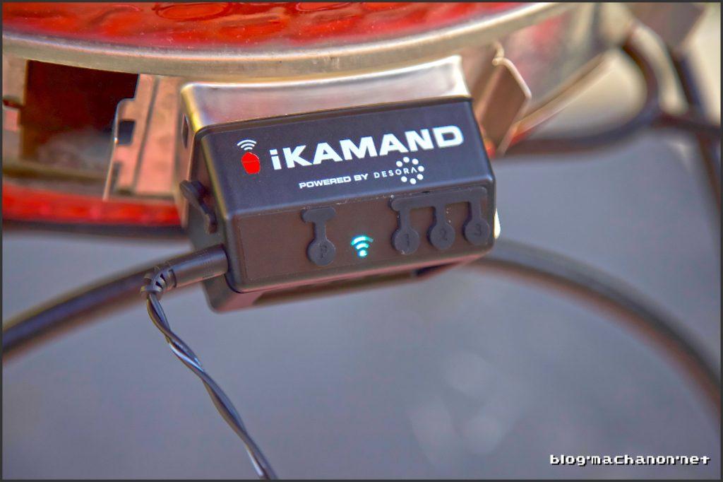 iKAMAND setup
