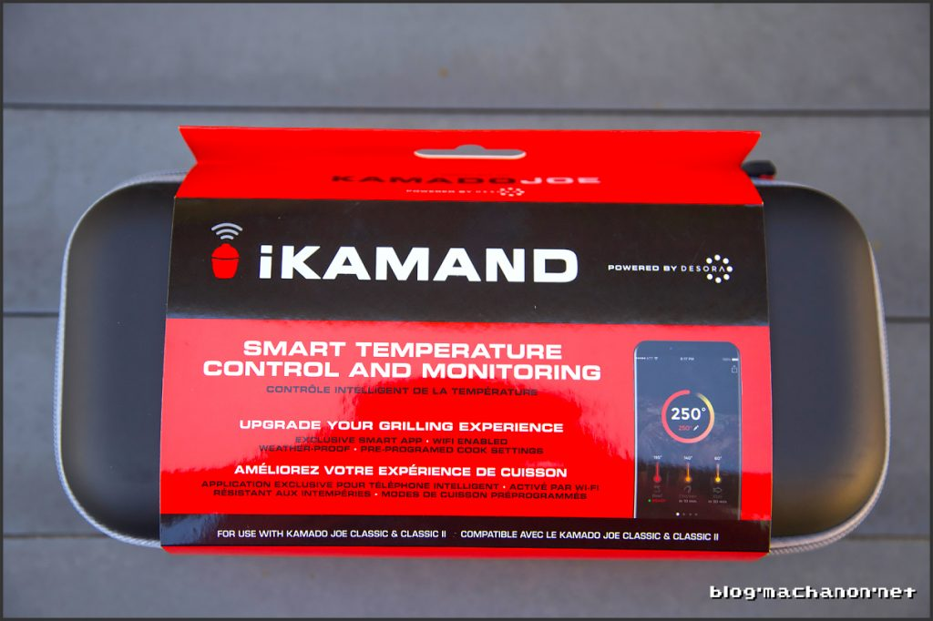 iKAMAND package