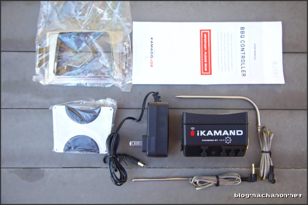 iKAMAND Smart BBQ Controller Unboxing